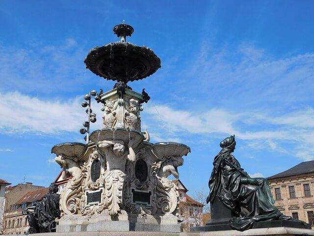 Neptunbrunnen Erlangen