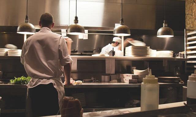 Restaurantküche in Erlangen